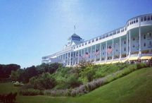 SOMEWHERE IN TIME / A tribute to both the movie. .and Mackinaw Island