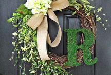 HOME [Wreaths - Door Lovin']