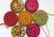 Buttons & Jewelry-Crafted / Knit & crochet buttons & jewelry