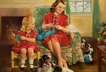 Knitting, My Happy Place / by Georgiann Coons