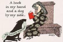 Books & Nooks to Read Them In / by Glenda Roslund