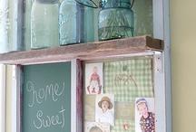Home Decor/ Paint Colors/ Layouts