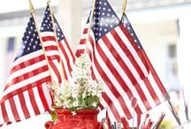 July 4, patriotic, summer