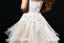 Dress of White