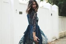 Dress of Blue