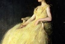 Dress of Yellow