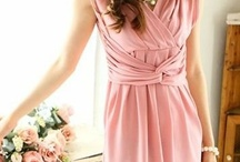 Dress Of  Pink