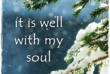 SING HALLELUJAH! / HYMNS & PRAISE TO GOD! MAKE A JOYFUL NOISE!   I ♥ CHRISTIAN MUSIC!!!  / by Glenda Roslund