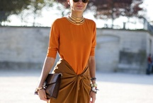 Dress of Orange