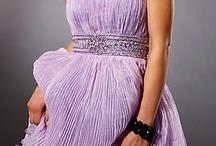 Dress of Lavender