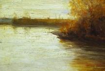 John Hafen ~ The Artist