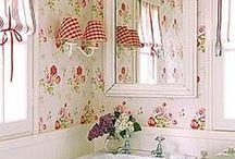 Home: Lovely Bath / by Georgiann Coons