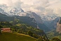 Switzerland.  / by Erin Jumper