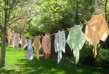 Hung Out To Dry.... / DRYERS ARE WONDERUL-COULDN'T LIVE WITHOUT MINE, BUT THERE IS NOTHING LIKE THE FRESH SMELL OF LINE DRIED LAUNDRY! / by Glenda Roslund