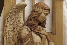 Wood Sculpture/Carvings