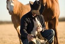 Cowboys, Cowgirls & Country / Grownup Cowgirls & Cowboys, present & past! / by Glenda Roslund