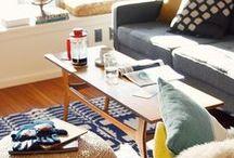 Living Room/Entry / by Rosie Merlin