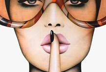 lentes, gafas / by Esperanza Mejia