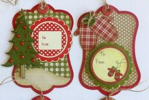 Cards and Tags / Handmade cards and tags