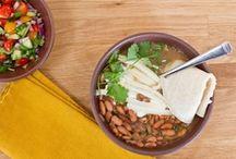 Soups, Stews & Chili / by Rosie Merlin