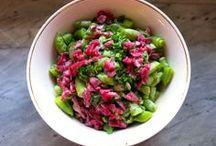 Salad & Veg / by Rosie Merlin