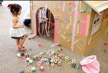 Kid Crafts & Activities / by Rosie Merlin