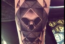 Tattoos.  / by Erin Jumper