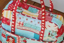 Sewing:  Tote Bags, Duffles, Luggage / by Georgiann Coons