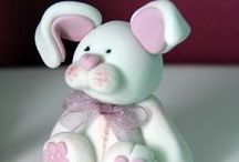 Gum Paste  / Cake decorating  / by Shanna McNeill
