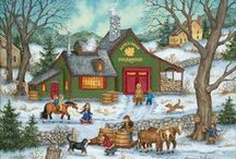 It's Beginning To Look A Lot Like Christmas...... / by Glenda Roslund