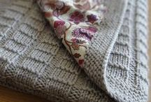 Knit and Crochet:  Blankets and Throws / by Georgiann Coons