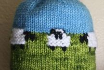 Knit and Crochet:  Hats, Gloves, Mittens / by Georgiann Coons