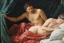 Art: Allegory, Mannerism & Moral Emblems