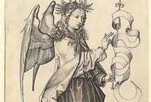 Illustration: Engravings, Renaissance / by Mr. Chadwick