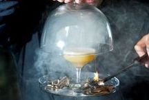 Drinks: Gin & Tea
