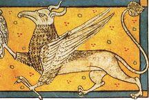 Art: Medieval Bestiary