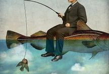 Collage: Catrin Welz Stein (Arno)