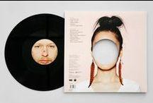 Design: Vinyl & CD Sleeve Art