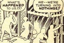 Illustration: Comic Strips