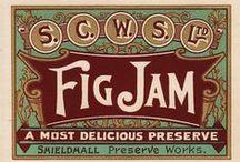Food: Jam, Honey, Conserves & Preserves...
