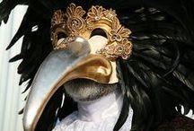 Fashion: Masquerade & Carnevale