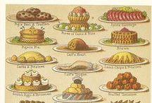 Food: Mrs.Beeton et al
