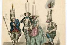 Illustration: Fashion Plates