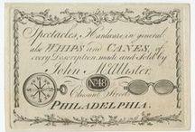 Illustration: Trade Cards