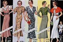 1930s Fashion / by Rebecca Shannon