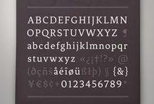Design: Fonts & Vector Graphics