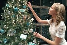 Christmas at Tiffany's /  Costarellos' highly popular bridal dresses were presented on Tiffany & Co in New York, on its glamorous opening Christmas Gala, in collaboration with Moda Operandi, the renowned online luxury fashion retailer. The collection was embraced with great enthusiasm.  The feedback from the audience, both press and brides – to – be, was overwhelmingly positive, as the gracious elegance and sophisticated lavishness of the creations won them over.  / by Christos Costarellos