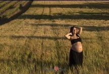 Dulce espera - Embarazo / Fotografías artísticas de embarazo
