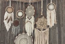 DIY Beautiful Dreamcatcher / Wonderful #dreamcatcher and how you can do it your own!