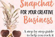 Snapchat Stuff   Creativity Crumbs